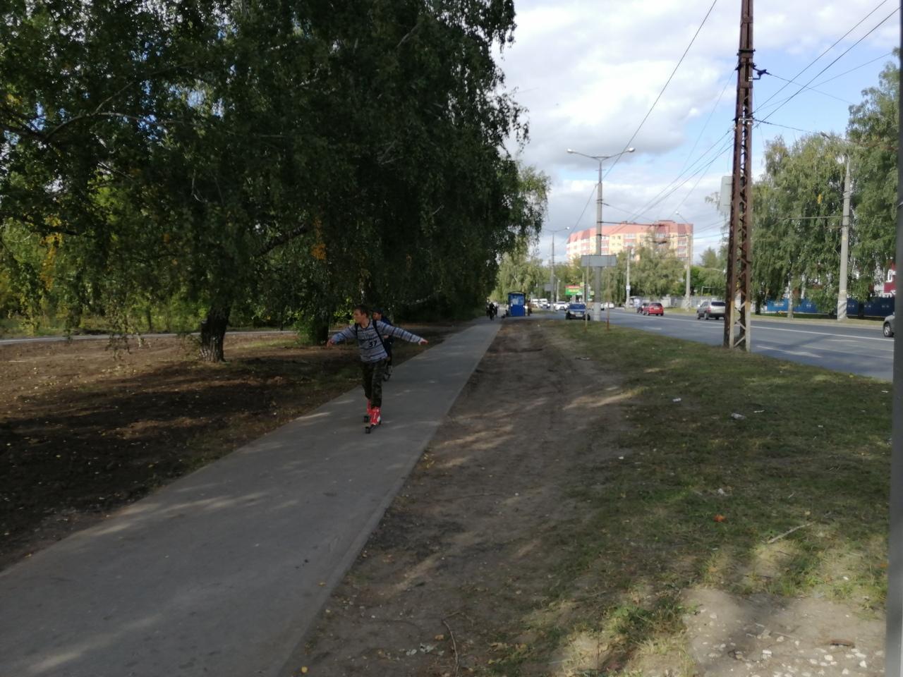 В Тольятти откроют обновленную велодорожку