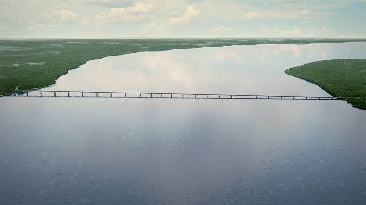 Стало известно, кто построит мост через Волгу под Тольятти