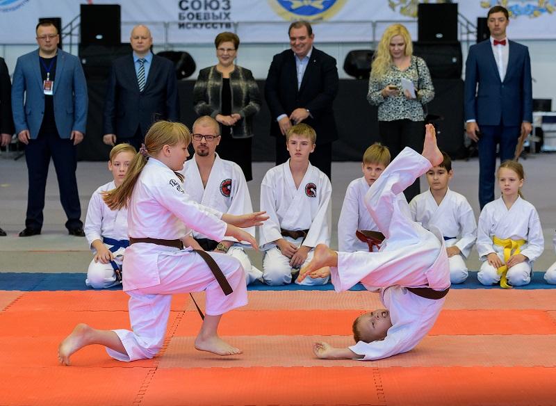 В Тольятти началась Спартакиада боевых искусств