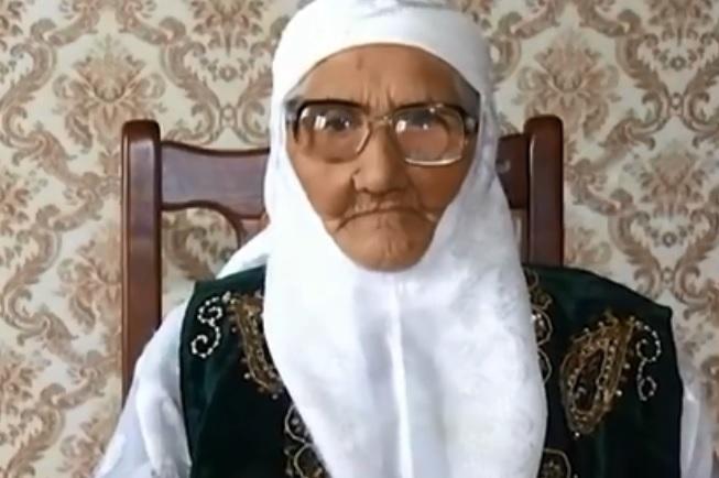 В России умерла старейшая жительница планеты