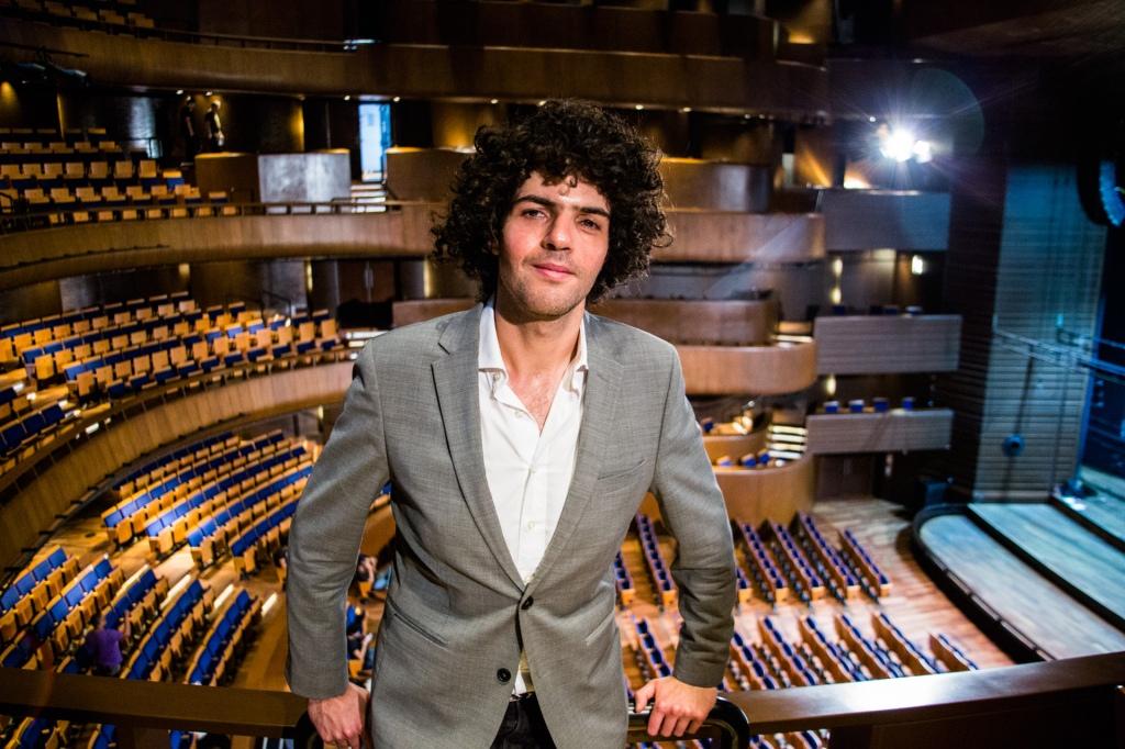 Французский пианист Симон Грэши выступит в Тольятти