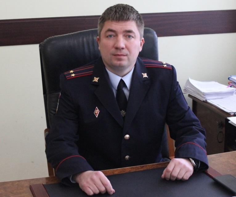 В Тольятти представлен новый начальник отдела полиции №24