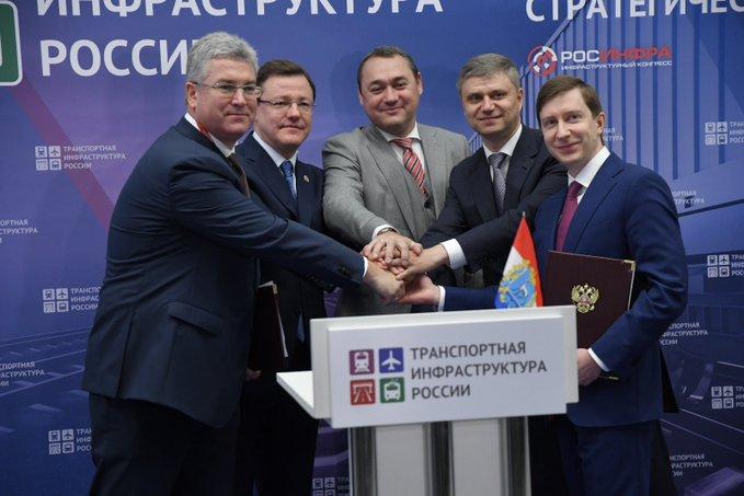 Азаров: Новая ж/д ветка в Тольятти поможет сформировать цепочку свежих инвестпроектов