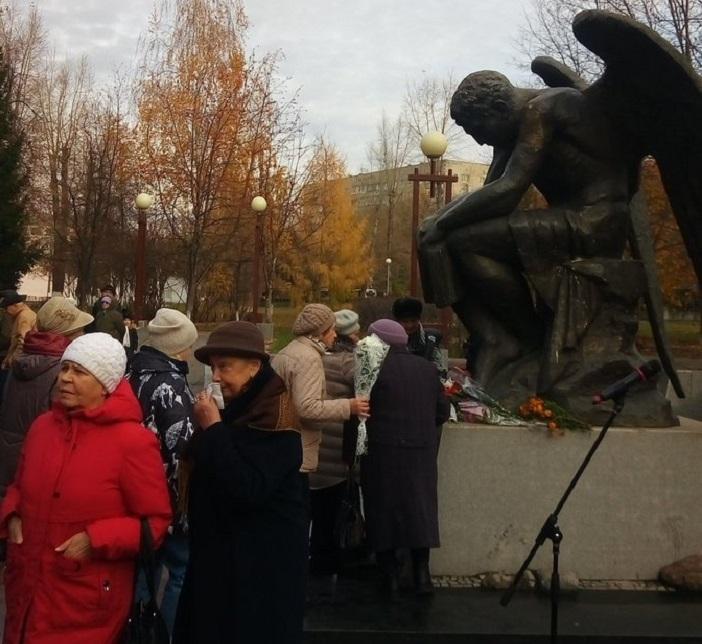 В Тольятти почтили память жертв политических репрессий