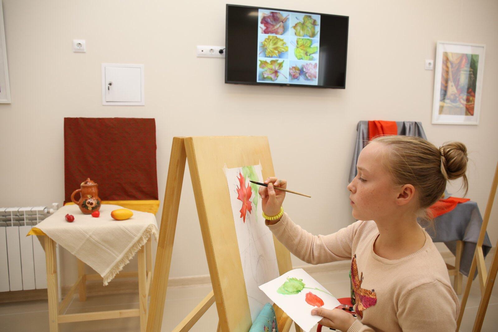 Впервые за 30 лет в Самаре открылась новая детская школа искусств