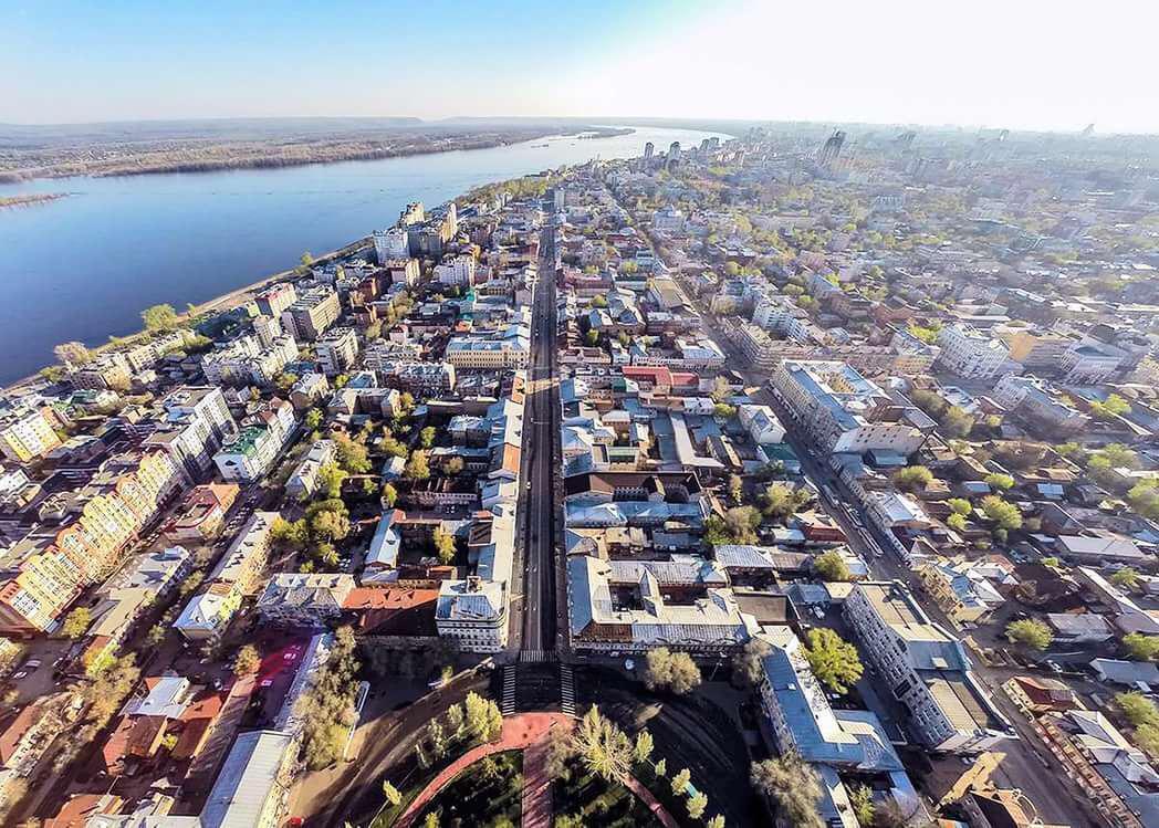 В ближайшее время центр Самары может получить статус исторического поселения