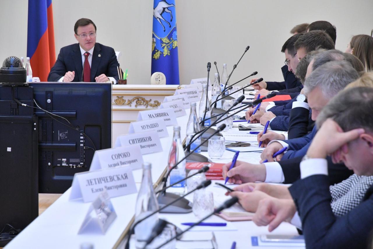 Азаров встретился с участниками программы развития кадрового управленческого резерва РАНХиГС