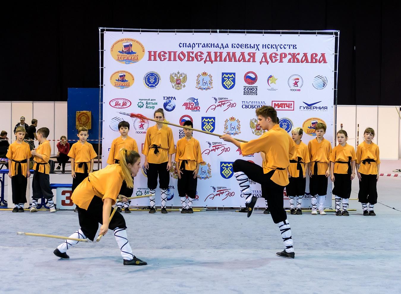 Спартакиада боевых искусств «Непобедимая Держава» преодолела экватор