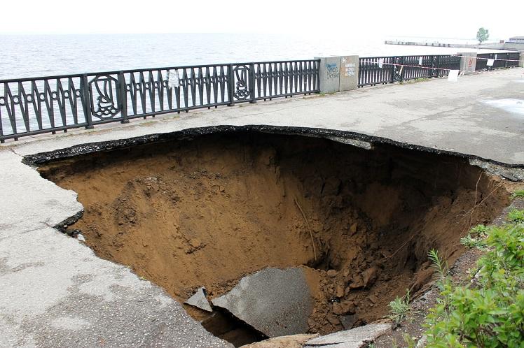 Губернатор рассказал, что ждет тольяттинскую набережную в будущем