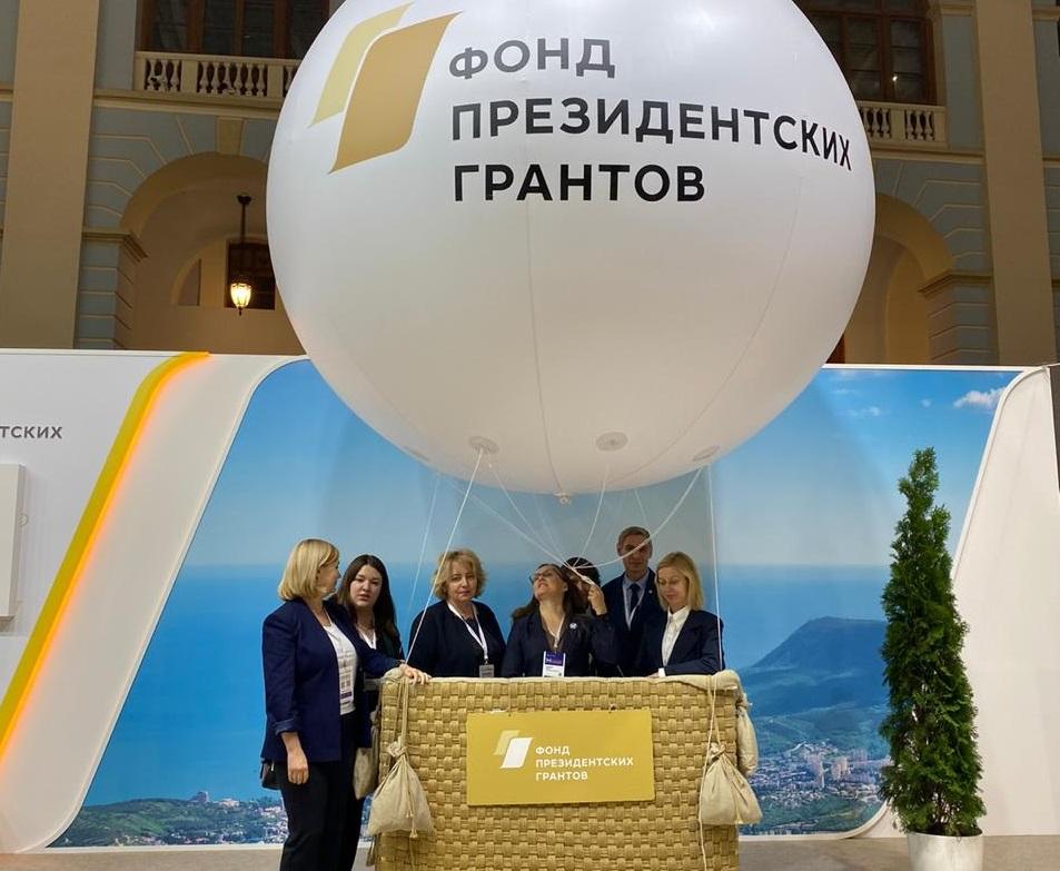 Самарская область стала лидером ПФО по сумме полученных президентских грантов в 2019 году!