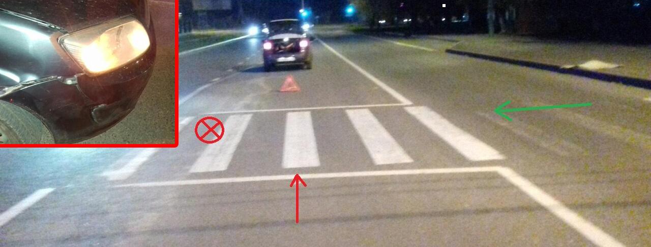 115-й пострадавший: В Тольятти ребенка на переходе сбила машина