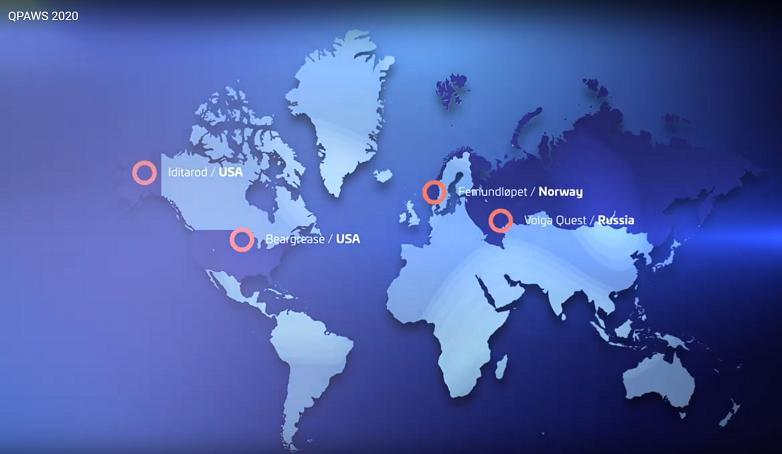 Российскую гонку «Волга Квест» увидят телезрители Европы и США