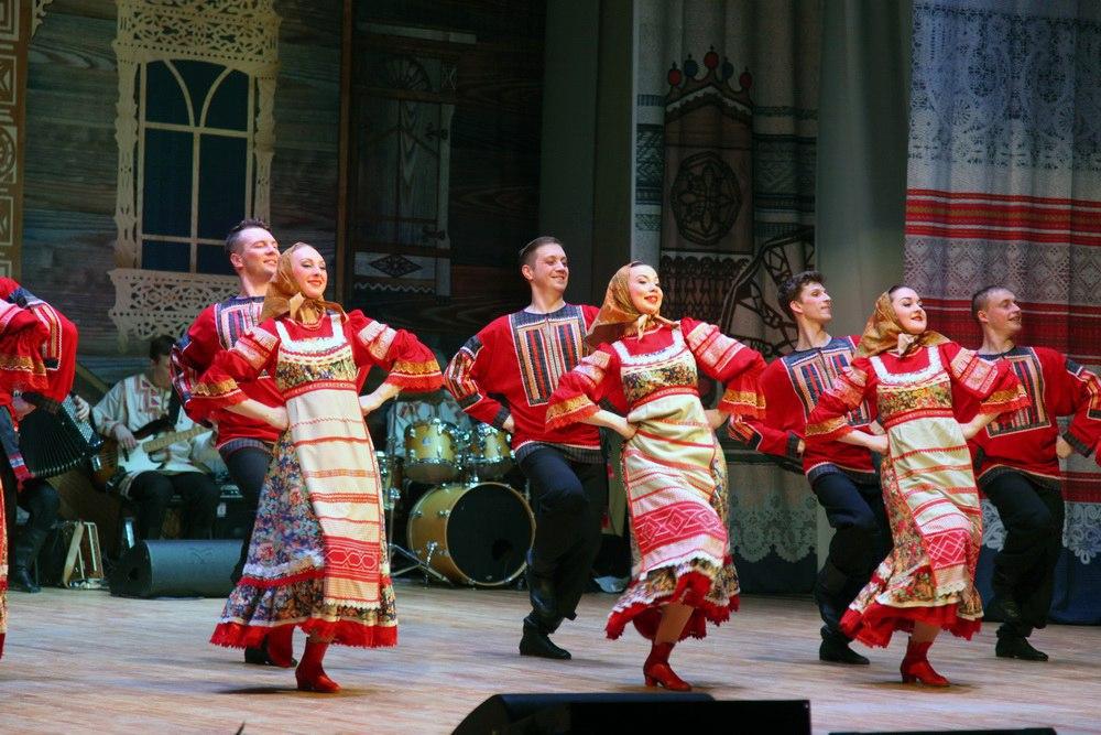 Ансамбль «Русь» выступит в Тольятти