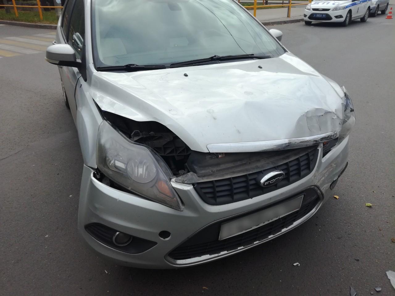 Две девочки пострадали в авариях на дорогах Тольятти