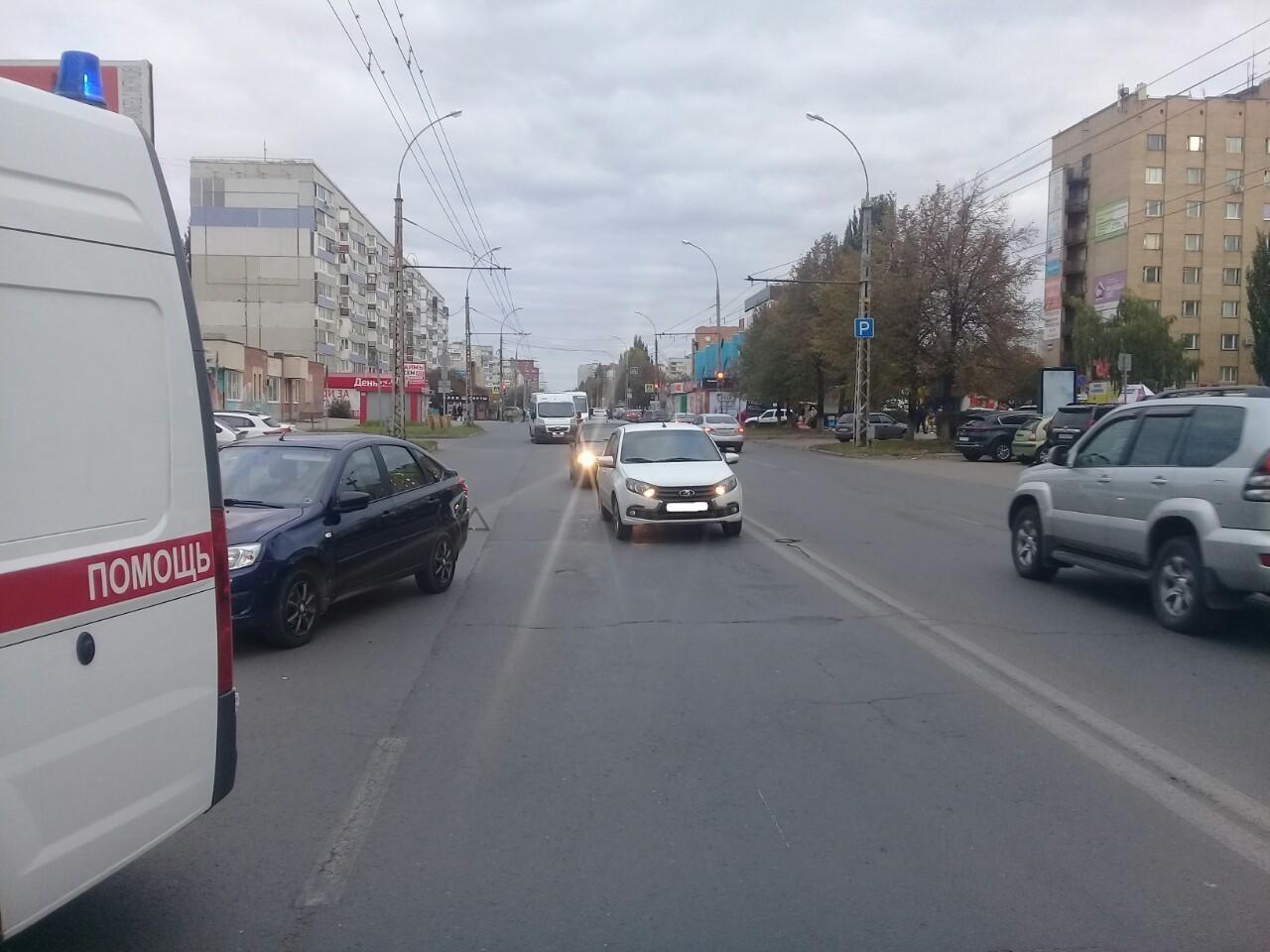Шла не по правилам: На одной из самых оживленных улиц Тольятти сбили девочку