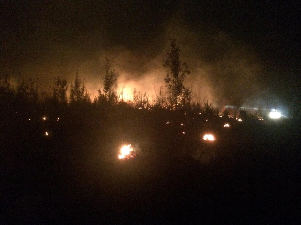 Из-за новых возгораний в Тольятти и Ставропольском районе повышен класс пожарной опасности