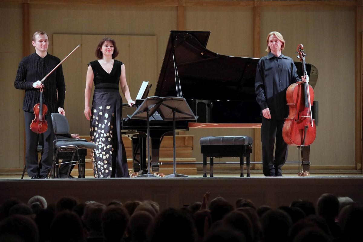 В Тольятти выступит звездное инструментальное трио