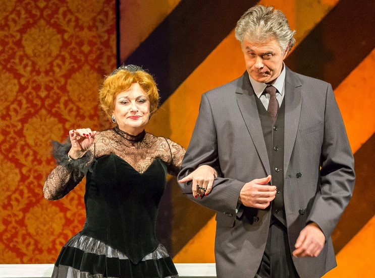 Актеры театра «Колесо» получили награды всероссийского уровня!