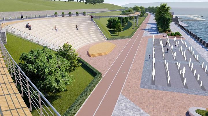 Тольяттинцам покажут концепции реконструкции набережной и застройки возле ДКИТ