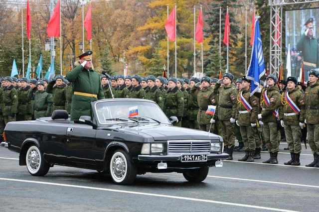 Прямую трансляцию Парада Памяти смогут увидеть все жители Самарской области