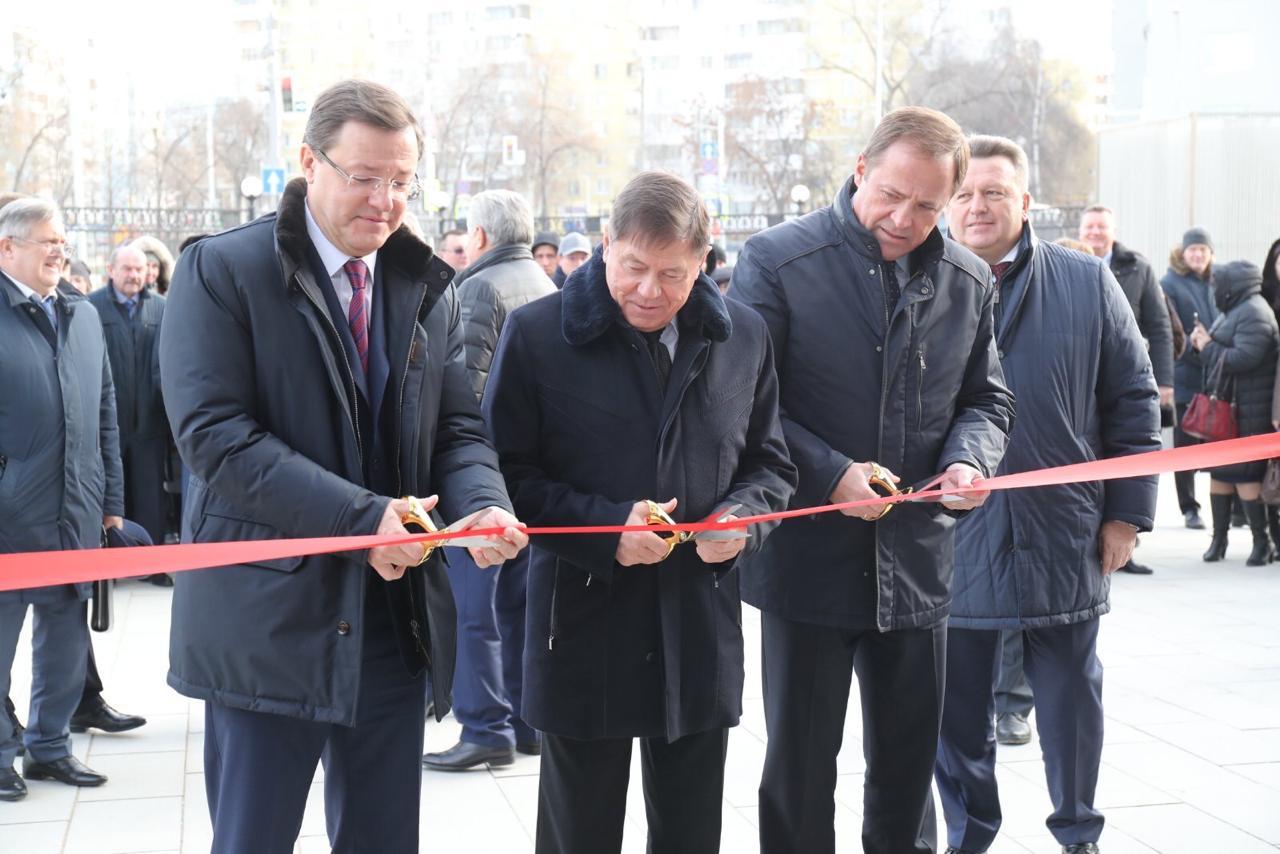 В Самаре открылось новое здание Шестого кассационного суда