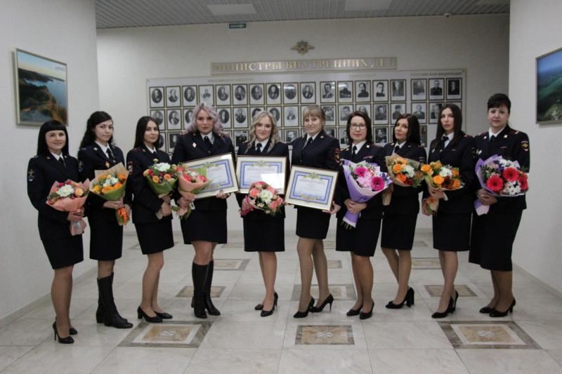 Названы победительницы конкурса «Мисс Самарская полиция 2019»