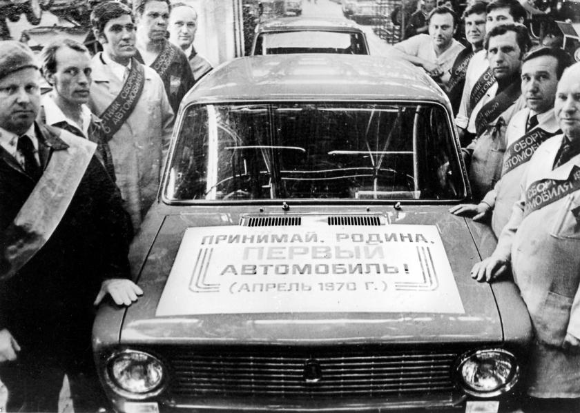 Каждый житель почувствует праздник: Азаров и Комаров обсудили мероприятия к 50-летию первого автомобиля ВАЗ