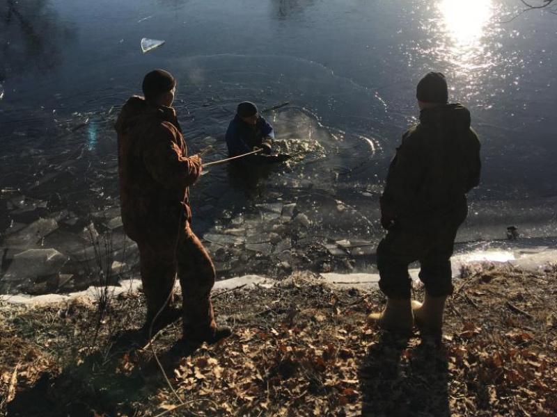 В Самарской области двое суток искали утонувшего рыбака