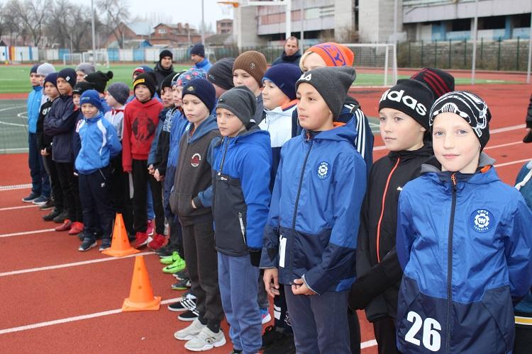 В Тольятти открыли новую спортплощадку у стадиона «Труд»