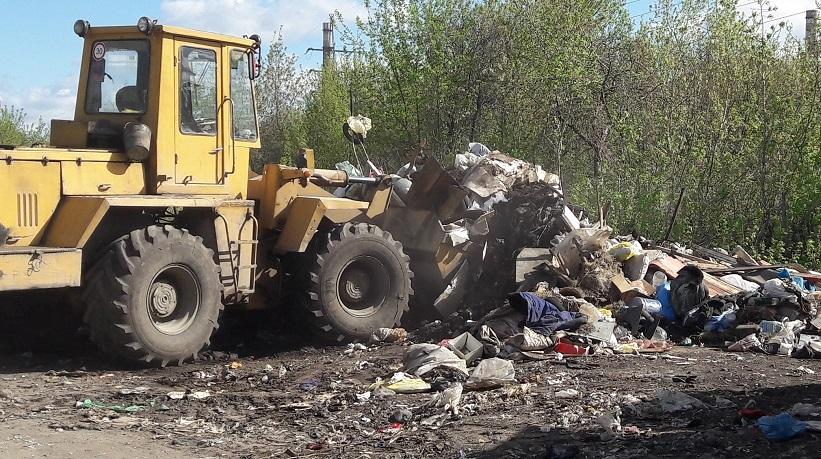 В преддверии Года Тольятти власти убирают несанкционированные свалки в городе