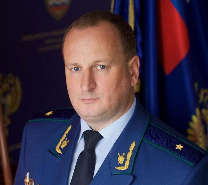 Александр Блошкин назначен новым прокурором Самарской области