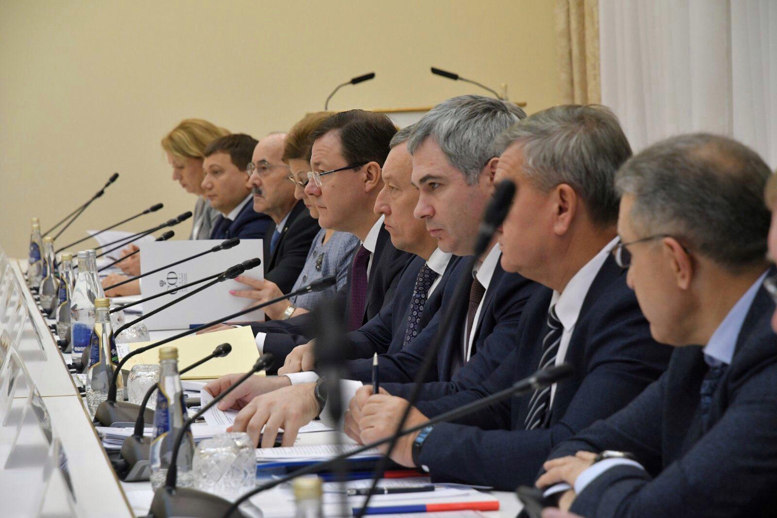 В Самарской области впервые прошло заседание сразу двух комитетов Совета Федерации