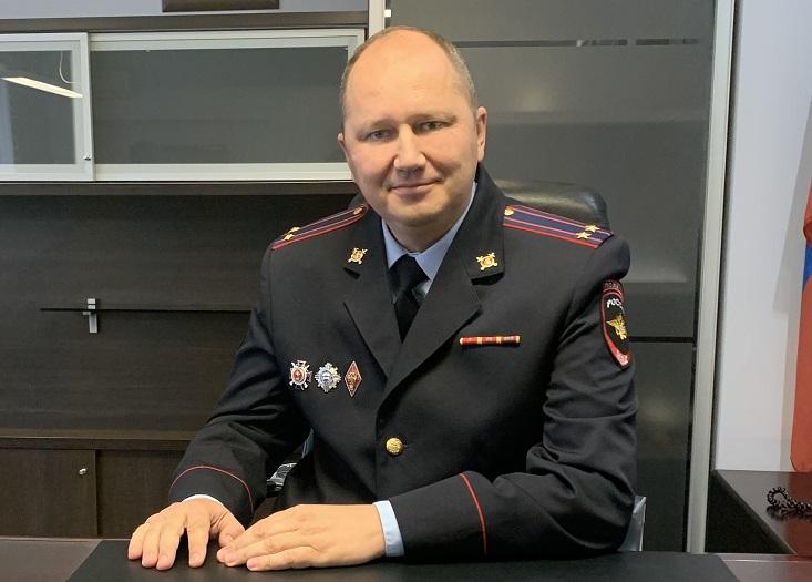 Начальником ГИБДД Тольятти стал Андрей Капунов