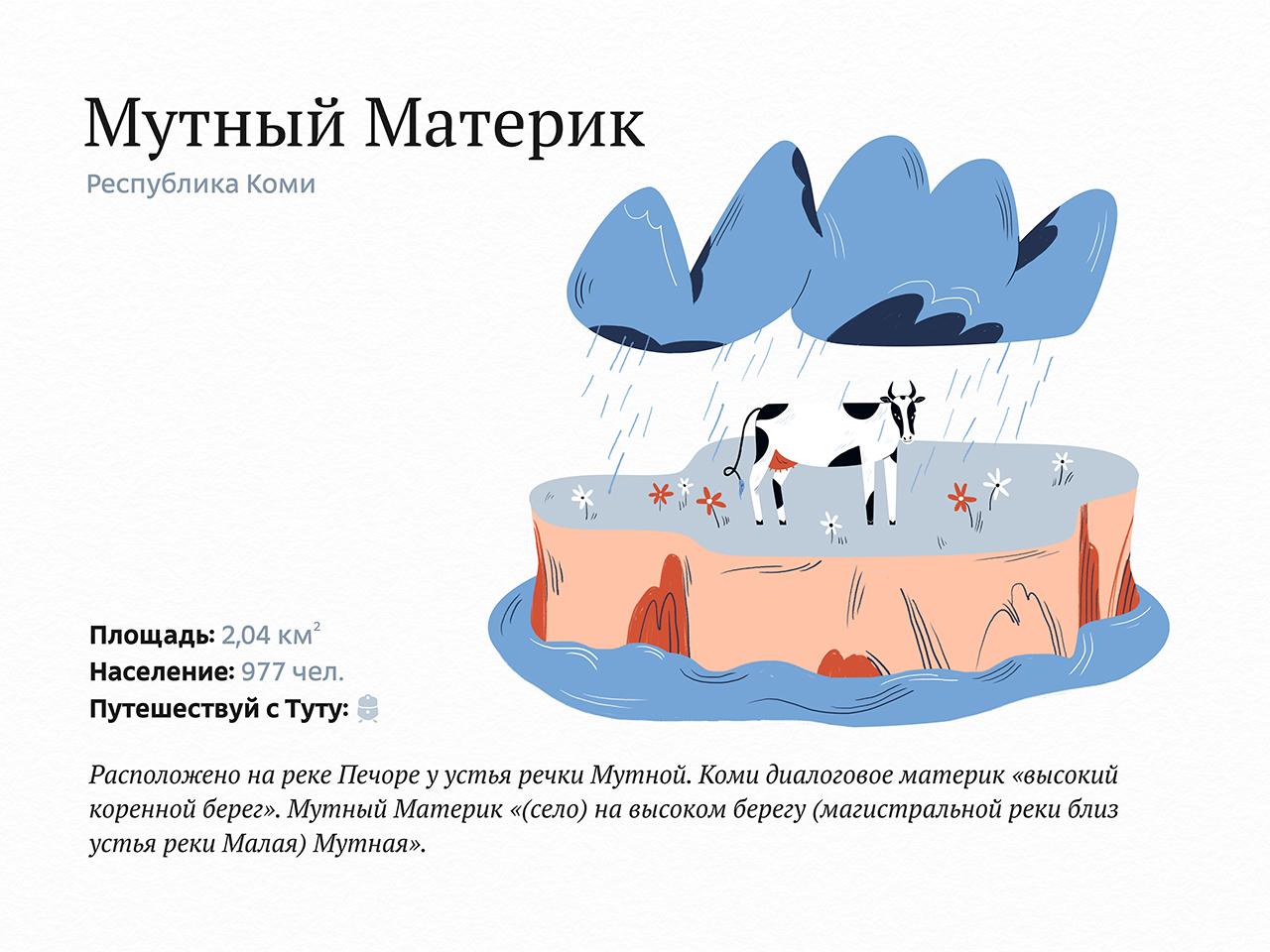 В России выбрали населенный пункт с самым веселым названием