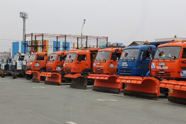 Зимой улицы Тольятти будут чистить более 100 спецмашин