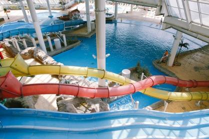 Возбуждено уголовное дело после травмирования троих детей в самарском аквапарке