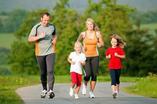 Россиянам рассказали о пяти показателях здорового образа жизни