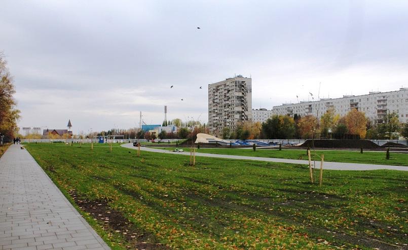 Глава Тольятти сообщил, когда откроется сквер 50-летия первого автомобиля ВАЗ