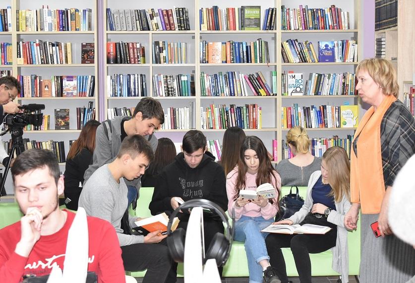В Тольятти открылась новая библиотека за 5 млн рублей