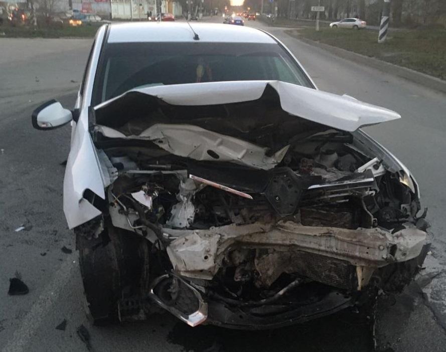 В Тольятти в двух авариях пострадали дети