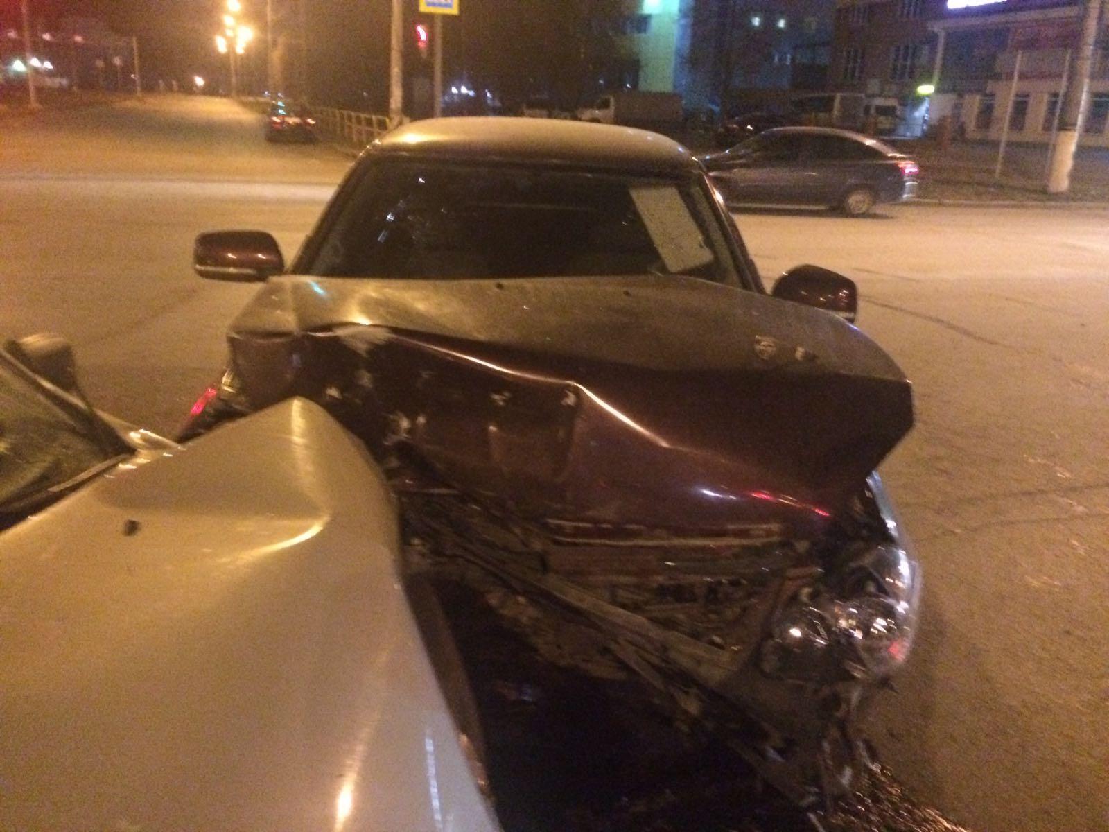 4 человека пострадали в столкновении машин в Тольятти