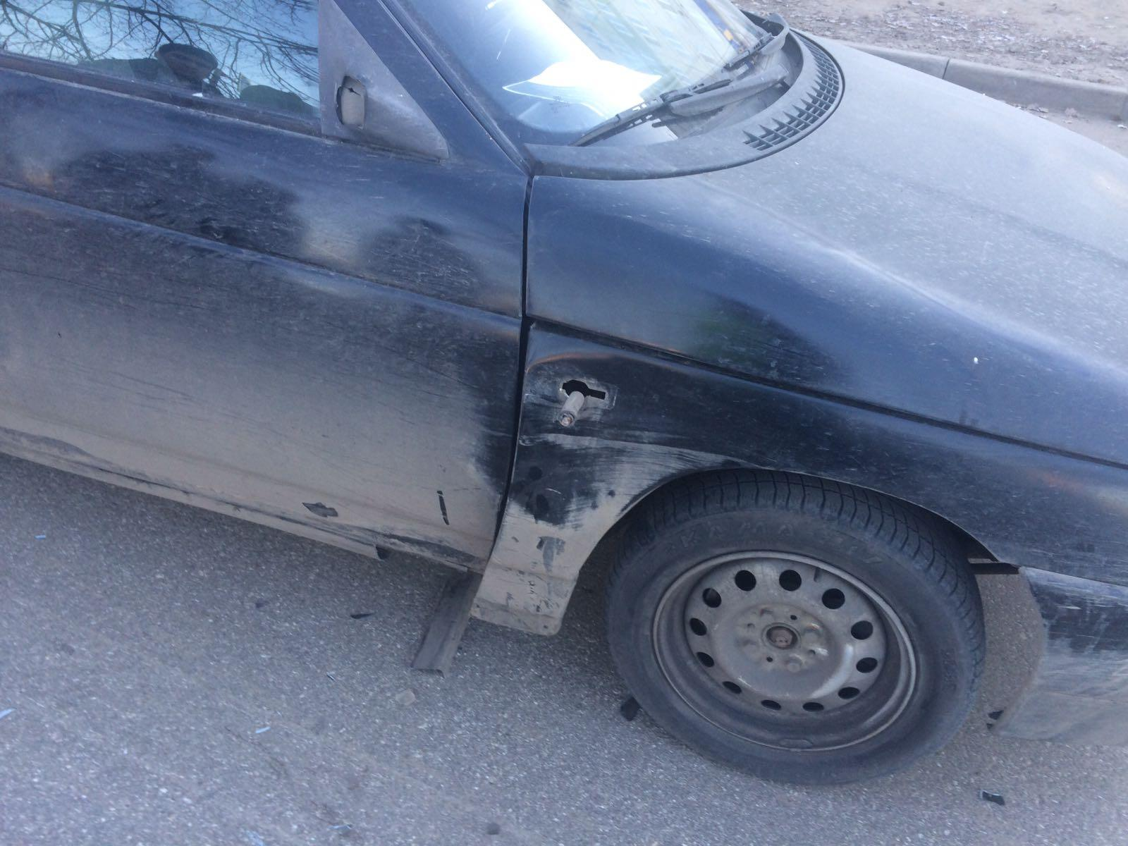 В Тольятти водитель без прав на высокой скорости сбил девочку во дворе