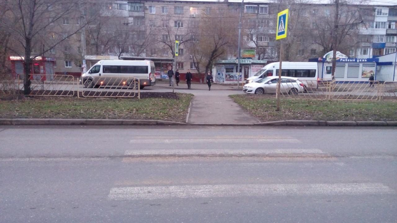 В Тольятти в розыск объявлен водитель, сбивший ребенка на переходе