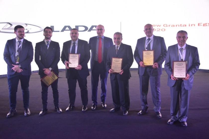 Стартовали продажи новой LADA GRANTA в Египте