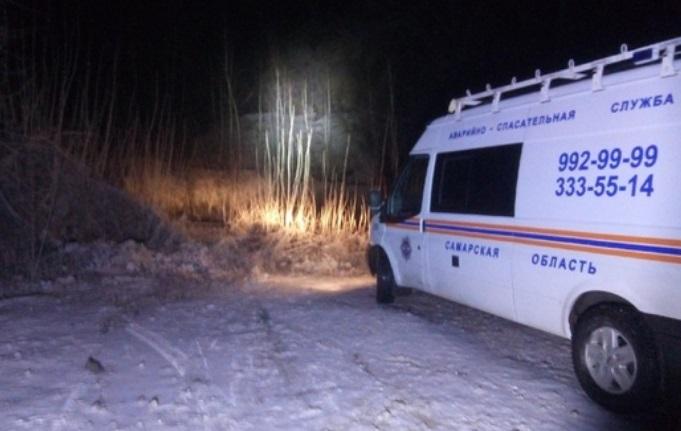 В Самарской области спасатели искали подростков в штольнях