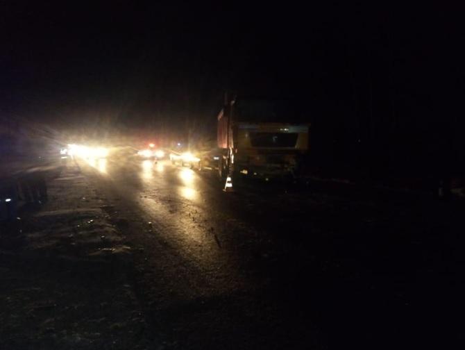 Под Тольятти столкнулись шесть автомобилей