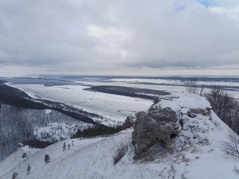 В Самарской области закрыли маршрут на Стрельную гору