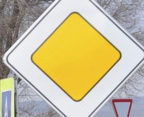 В Похвистнево убрали большую часть курьезных дорожных знаков