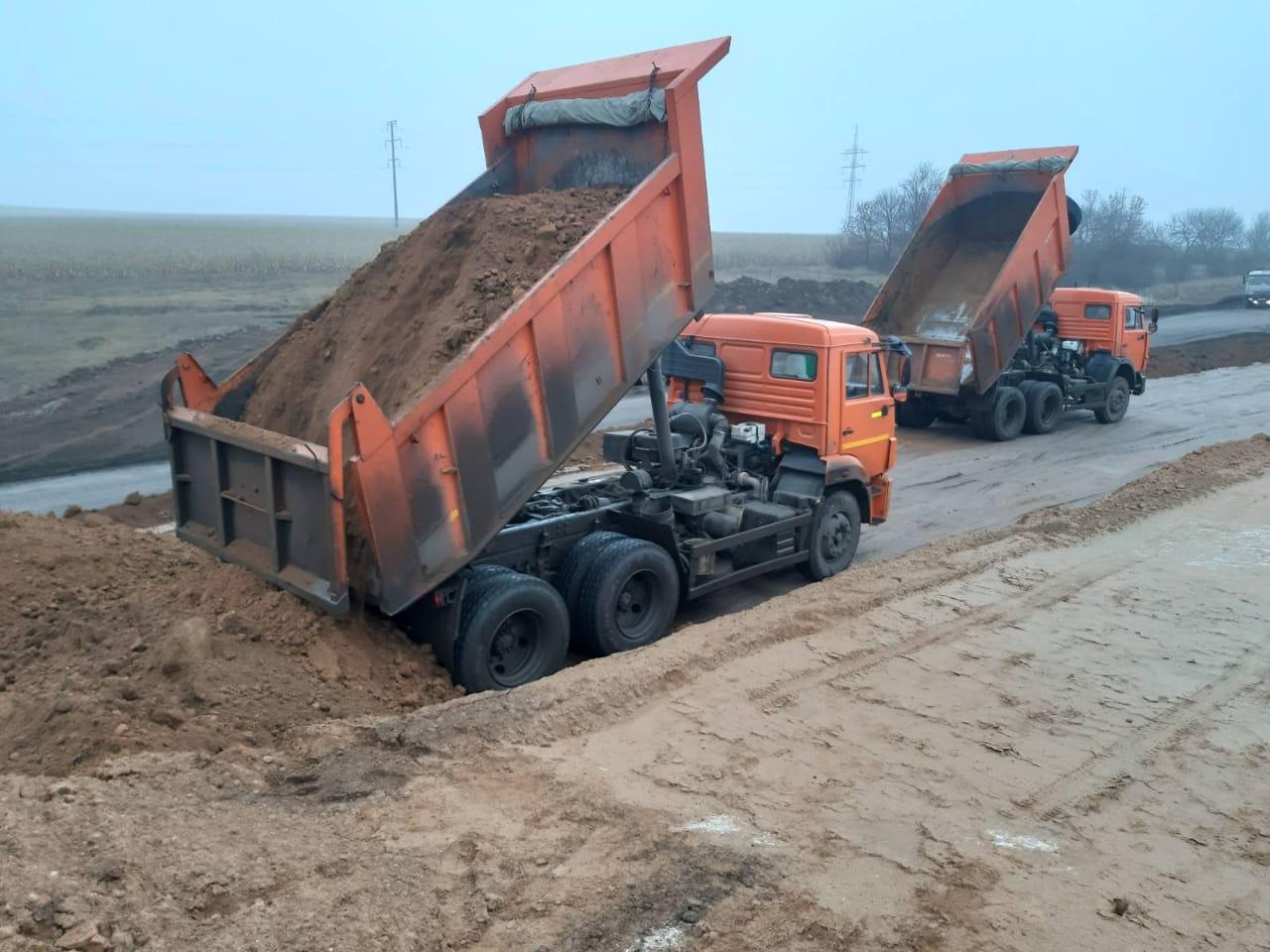 В Самарской области уже начали ремонт дорог, запланированный на 2020 год