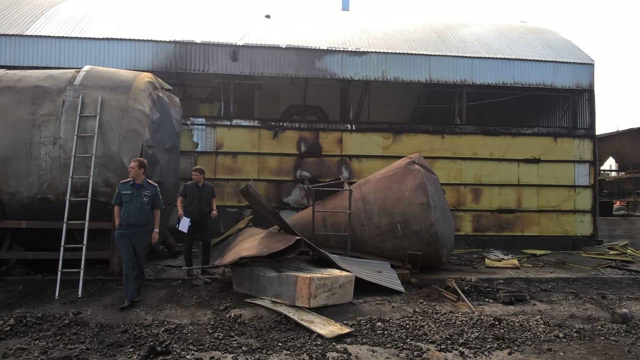 В Тольятти судят бизнесмена, у которого на предприятии погибли двое рабочих